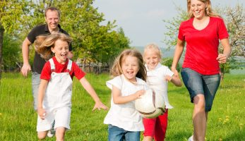 How to help your Child build an Active Lifestyle