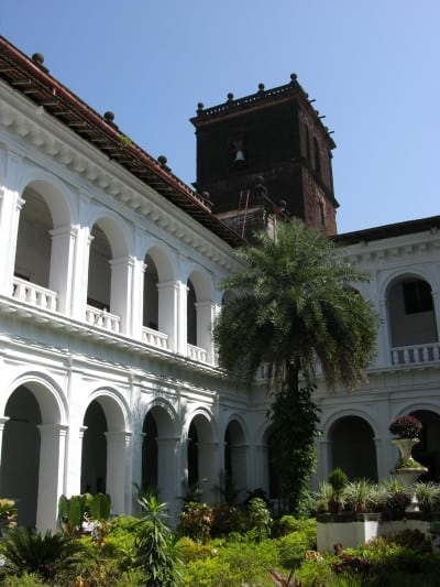Bom Jesus (intereior) Old Goa