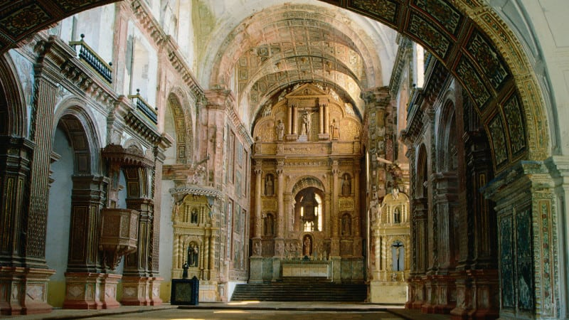 St-Francis-of-Assisi-Old-Goa-India