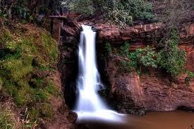 The Arvalem Waterfalls & Pandawa Caves
