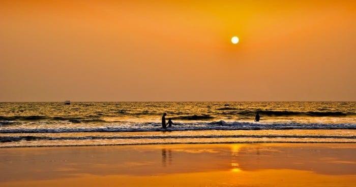 Benaulim Beach 1