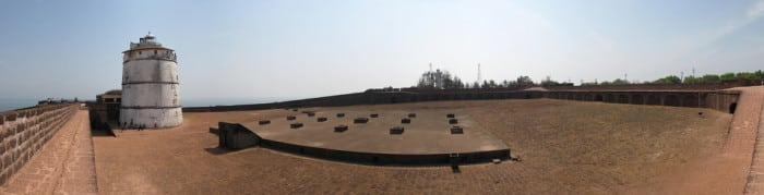 Fort Aguada 1