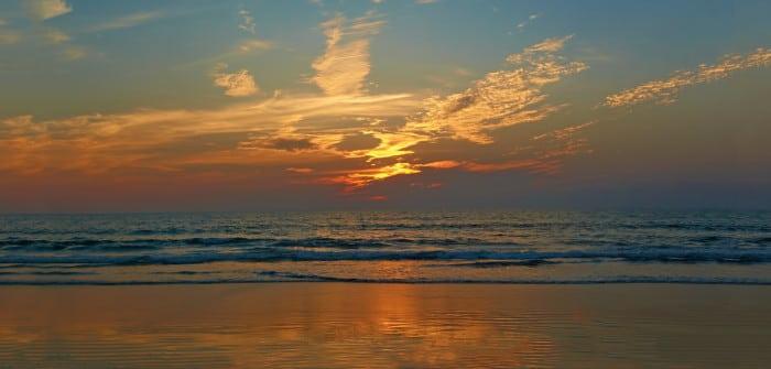 Morjim Beach 1