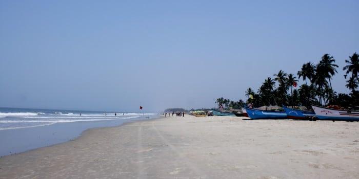 Colva Beach 1