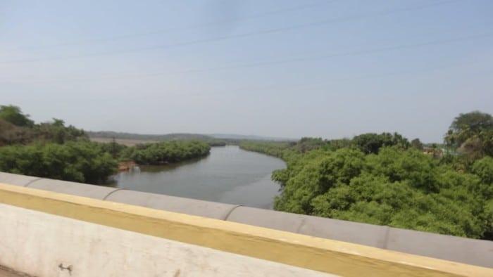 Cumbarjua-canal