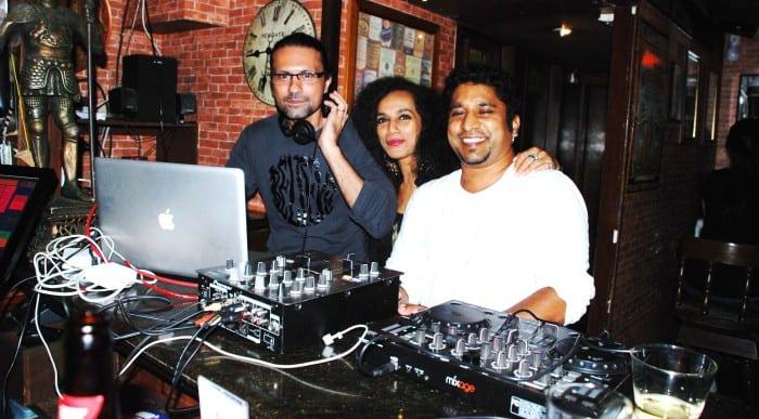 DJ JIva, Ethel Da Costa, DJ MV Cliff