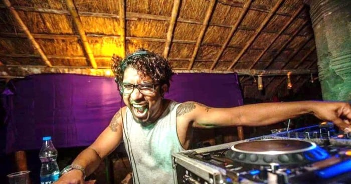 DJ M V Cliff
