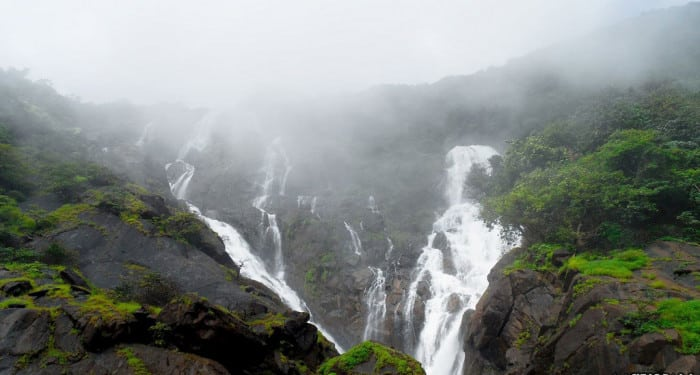 Dudhsagar Waterfall 1