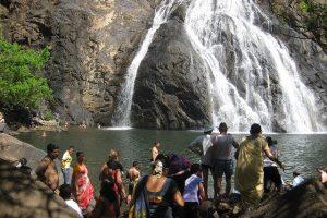 Dudhsagar Waterfall