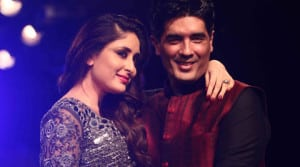 KAREENA KAPOOR AT LFW GRAND FINALE IN MANISH MALHOTRA OUTFIT