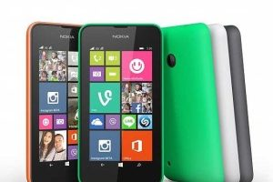 MICROSOFT LAUNCHES LUMIA SMARTPHONE AT RS 7,349