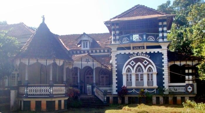 Goa 44 Portuguese house
