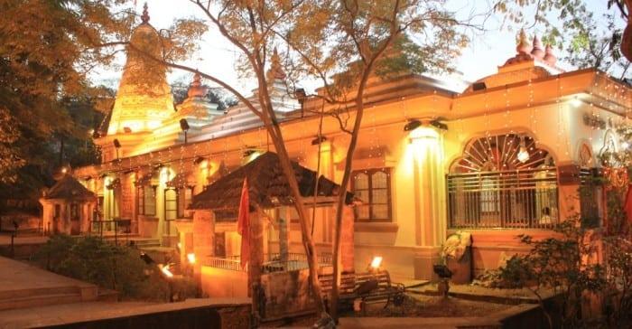 Goa Tourism re-illuminates Sai Baba Temple at Boca-da-Vaca, Panjim - PIC 2