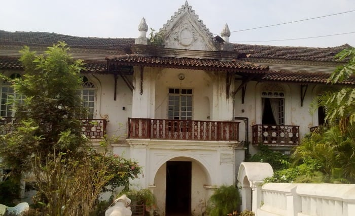 Majestic House- Goa