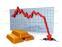 Gold falls below Rs.27,000-mark