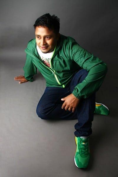DJ Ryan Pinto