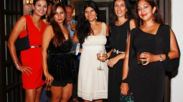 Sol de Goa Launch Party on February 19th sees Goa's Who's Who in attendance
