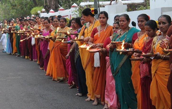 Bhagwati Devi Procession