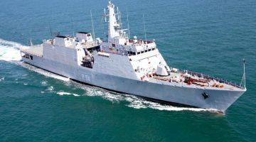 Foreign Tie-ups to Build MCMVs – Goa Shipyard