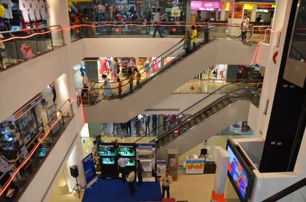 caculo mall in goa