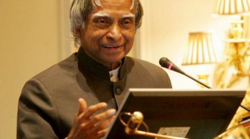 APJ Abdul Kalam is no more – former President of India passed away at 83
