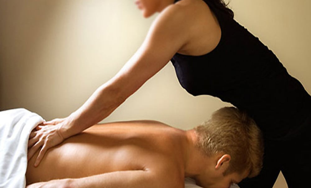 sex in the city massage sex