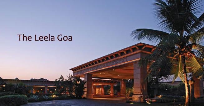 Leela hotels goa