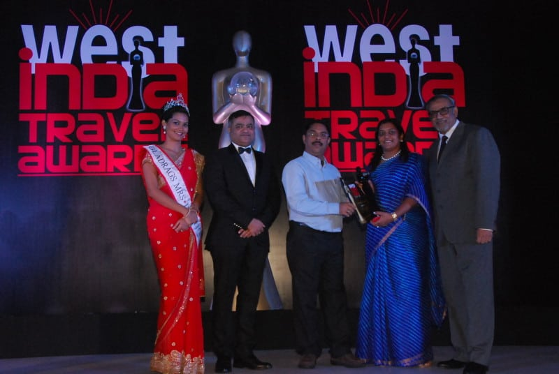 Entrepreneur of the Year-Ms. Aparna Basu Mallik