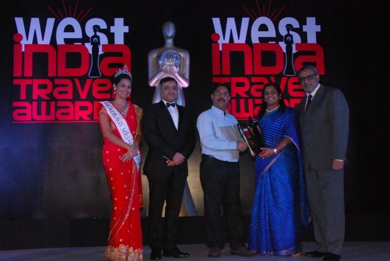 Entrepreneur of the Year-Ms. Aparna Basu Mallik