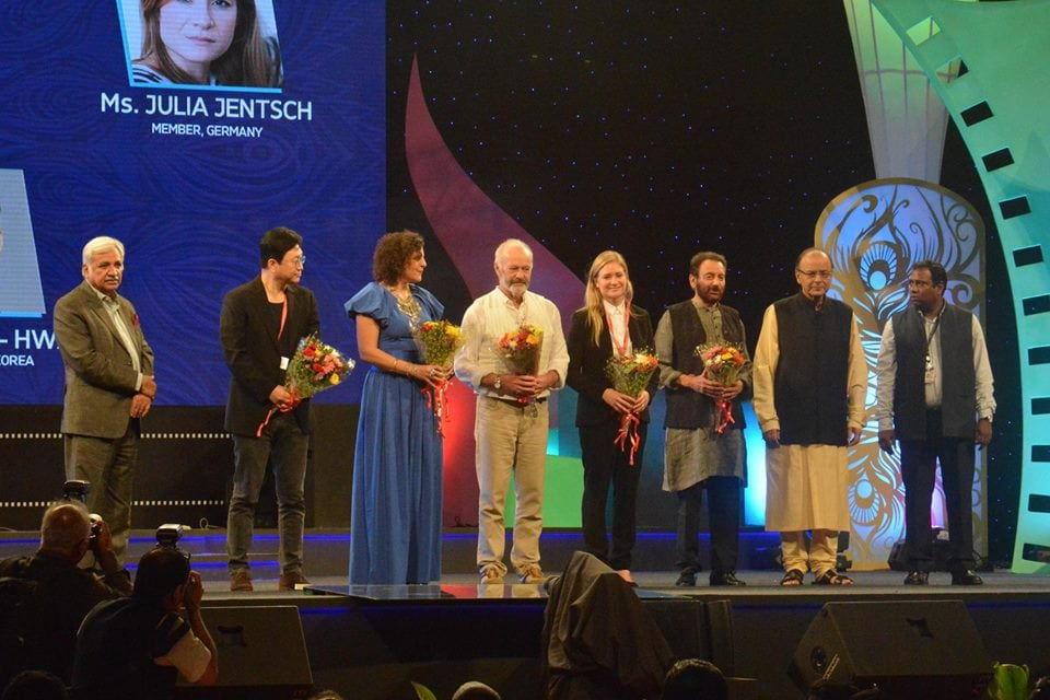 IFFI 2015 Jurry