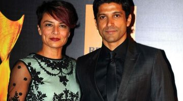 Farhan Akhtar ends his 15-year-old relations with his wife Adhuna