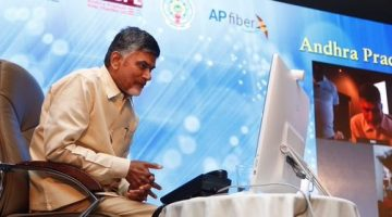 AP to become the first state in India to provide low-cost broadband service of 100 MBPS for just Rs. 999