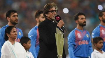 How much Amitabh Bacchan did charge WT20 to sing national anthem, here is the report