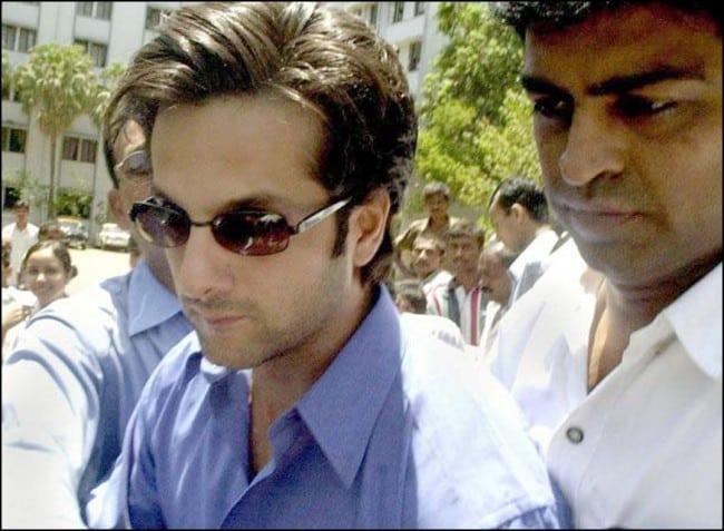 Fardeen Khan Arrested