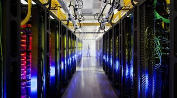 Here is your chance to take a look at Google Data Center from inside