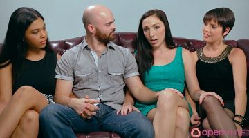 After the gay marriages, it's time for the polyamorous marriage getting legalized