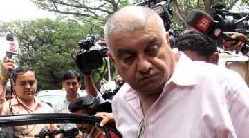 Sheena Bora Murder case accused Peter Mukherjea want to watch the preview of 'Dark Chocolate'