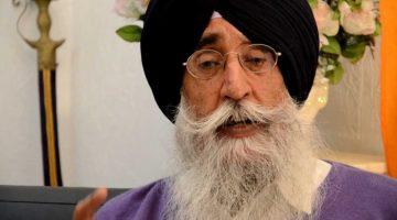 No to 'Bharat Mata ki Jai' since Sikhs don't worship women says Simerjit Mann