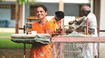 Khadi to work: Soon Khadi may become a Friday dress code in govt offices