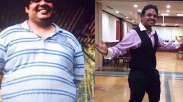 Do you want to lose weight without going to gym read the true story of this guy who lost 40kg in 1 year