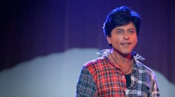 Do you know how Shah Rukh Khan was transformed into Gaurav in 'Fan'?