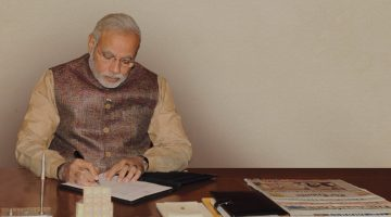 PM Modi replies to the letter by 10-year-old girl