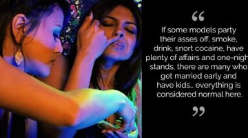 The shocking confessions of an Indian model