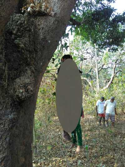 students commited suicide in old Goa-2