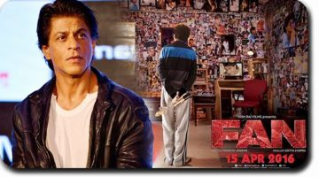 A scriptwriter seeks a stay on 'Fan' claiming the story belongs to him