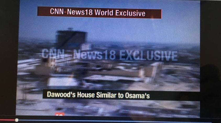 Dawood CNN video link