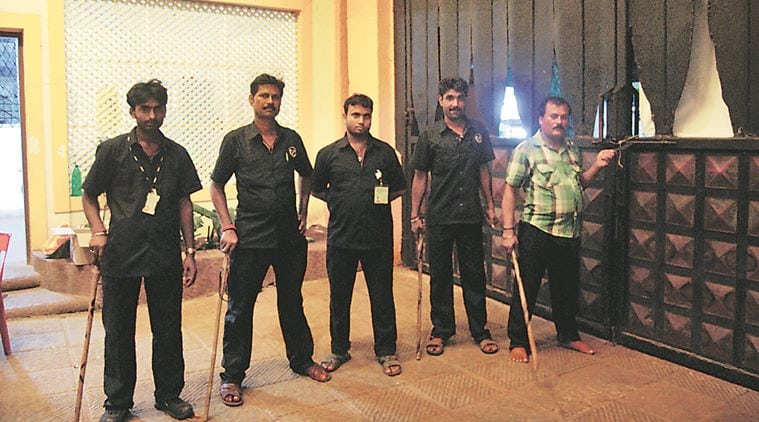 Vijay Mallya S Kingfisher Villa Candolim Goa Guarded Bouncers