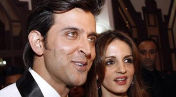 Finally the 'Real Reason' behind the divorce of Hrithik Roshan and Sussanne Khan is exposed into the media