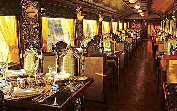 Maharaja's Express - 3