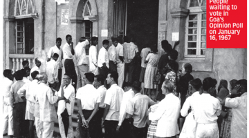Goa faced referendum in 1967 while the Brexit happened now what is the difference between the both?